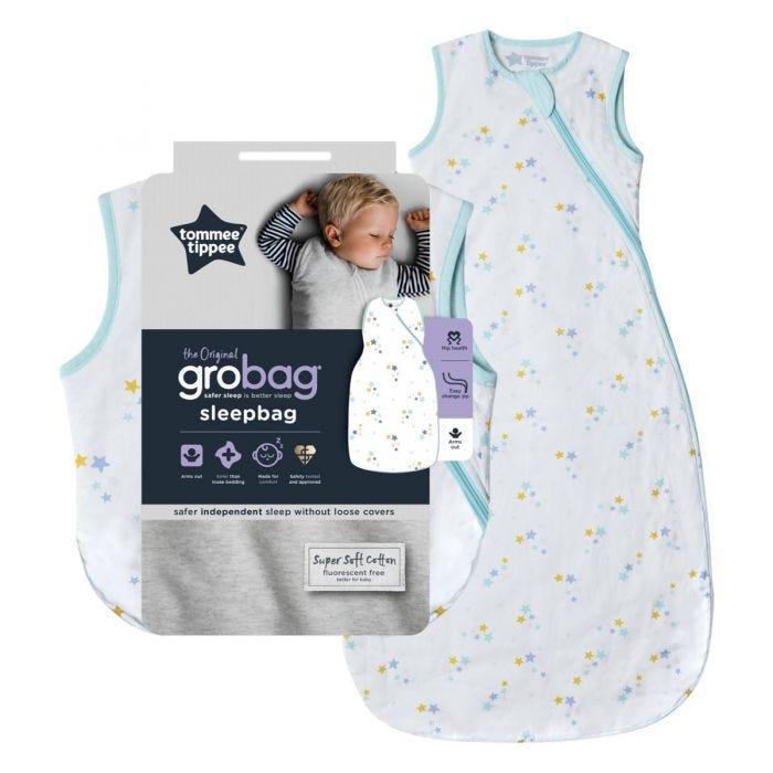 Grobag Sleepbag Little Stars Packaging