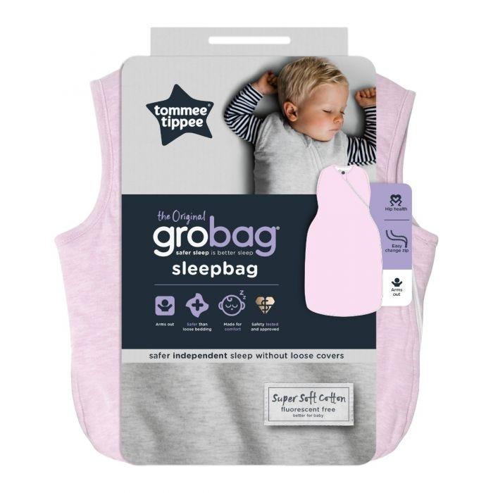 Original Grobag Classic Rose Sleepbag packaging
