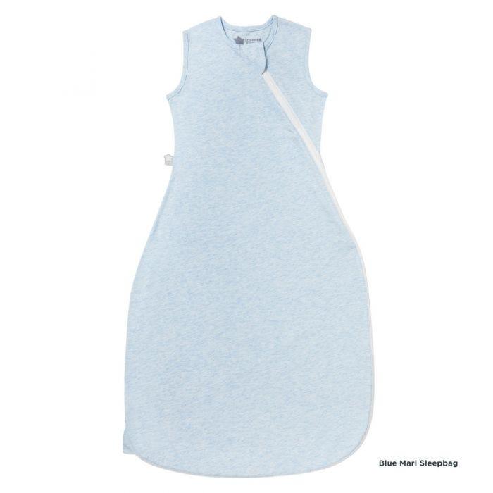 Blue Marl Grobag Sleepbag