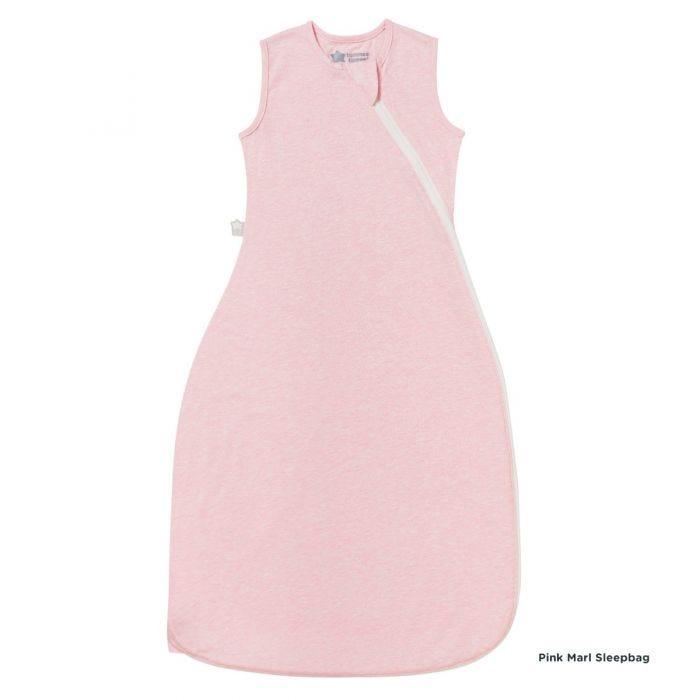 Pink Marl Grobag Sleepbag