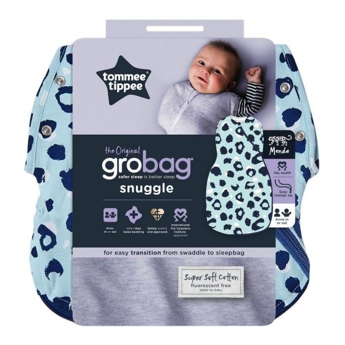 Original Grobag Abstract Animal Snuggle packaging
