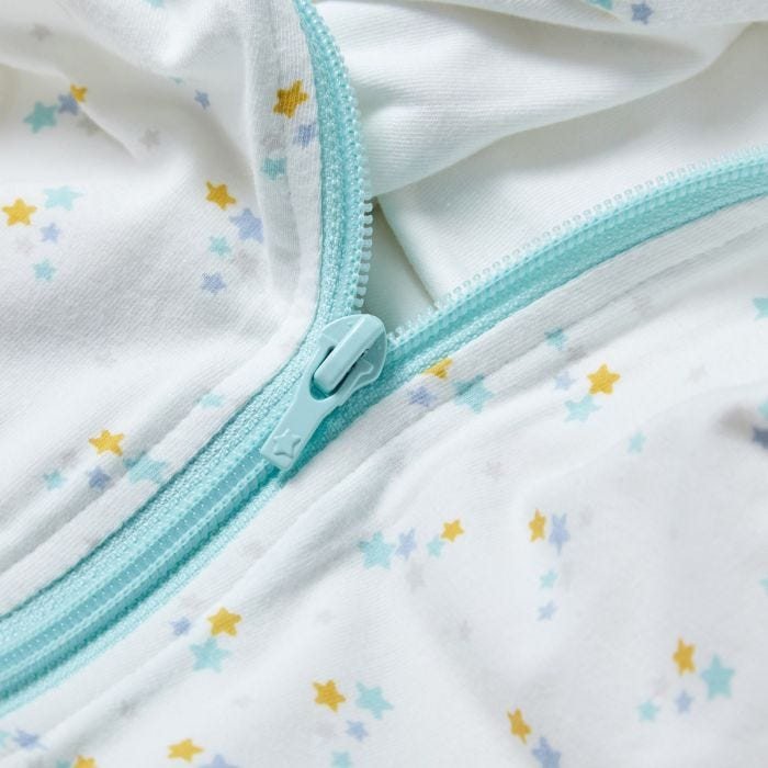 Original Grobag Baby Stars Snuggle packaging zip