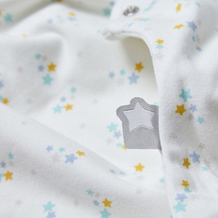 Original Grobag Baby Stars Snuggle packaging pattern
