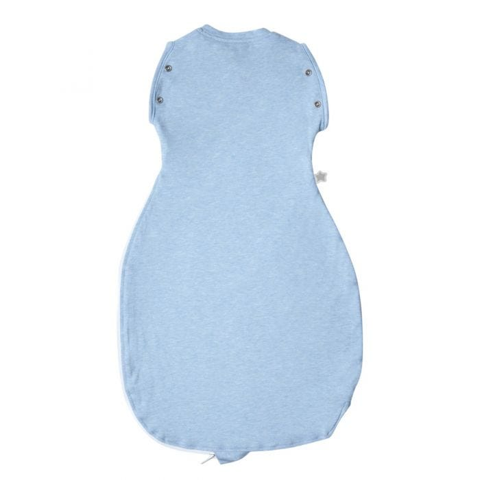Sleepee Snuggee, Blue Marl back view