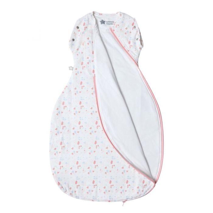 Original Grobag Pretty Petals Snuggle zip open