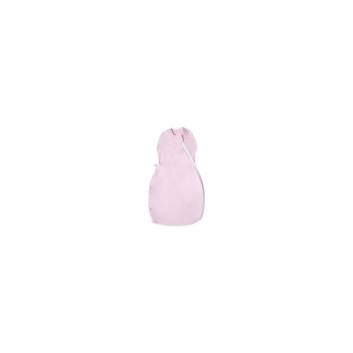 pink marl easy swaddle