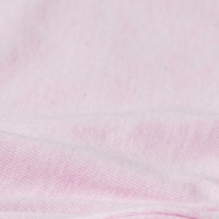 Sleepee Snuggee, Pink Marl close up on fabric