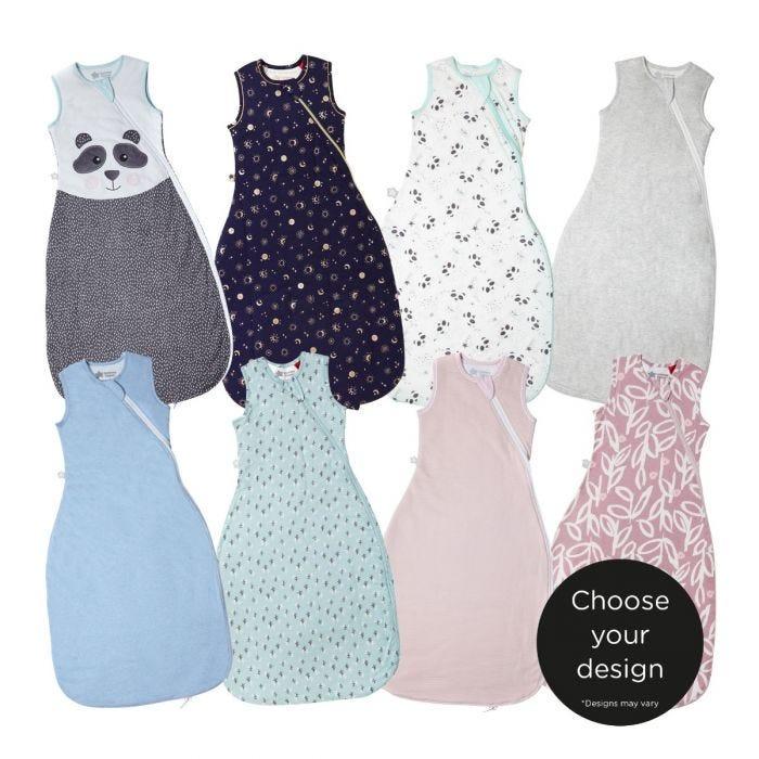 The Original Grobag Sleepbag- Choose your design
