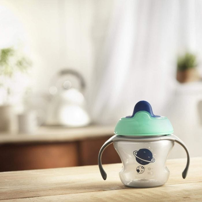 silver-blue-space-kid-sippee-cup-with-soft-spout-on-kitchen-bench