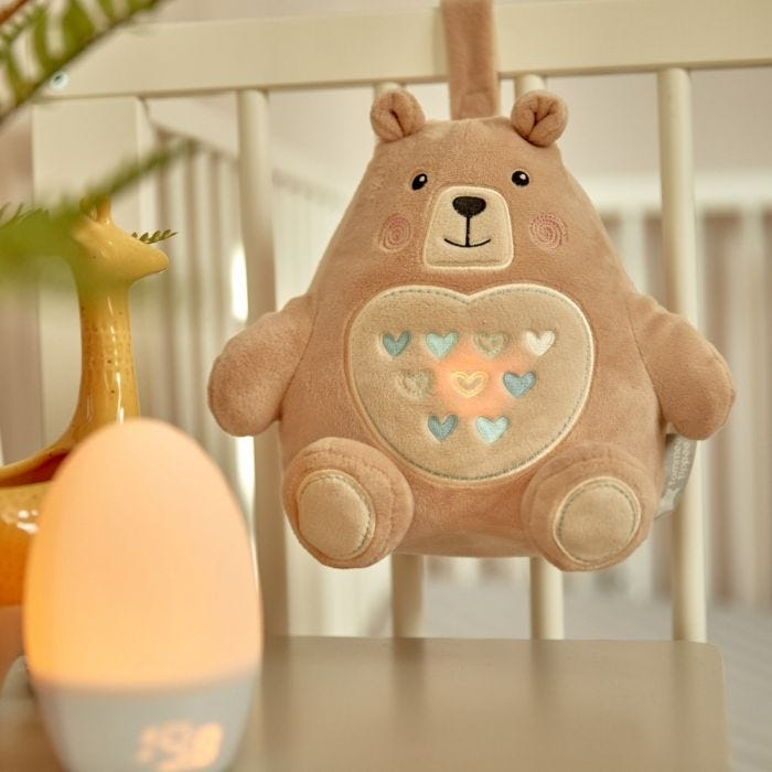 bennie the bear rechargeable grofriend
