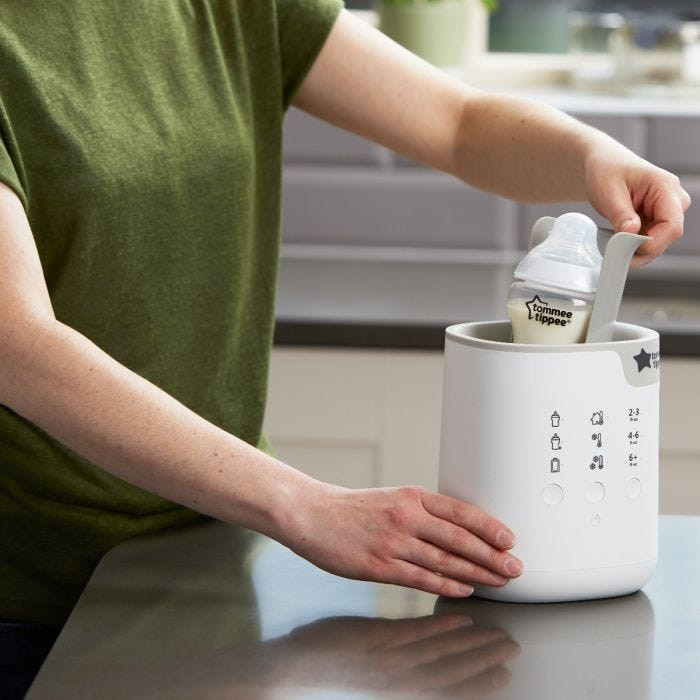 3-in-1 Advanced Bottle and Pouch Warmer