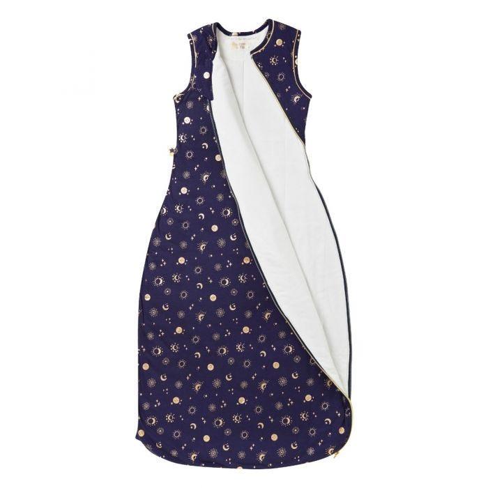 The Original Grobag Moon Child Sleepbag zip open