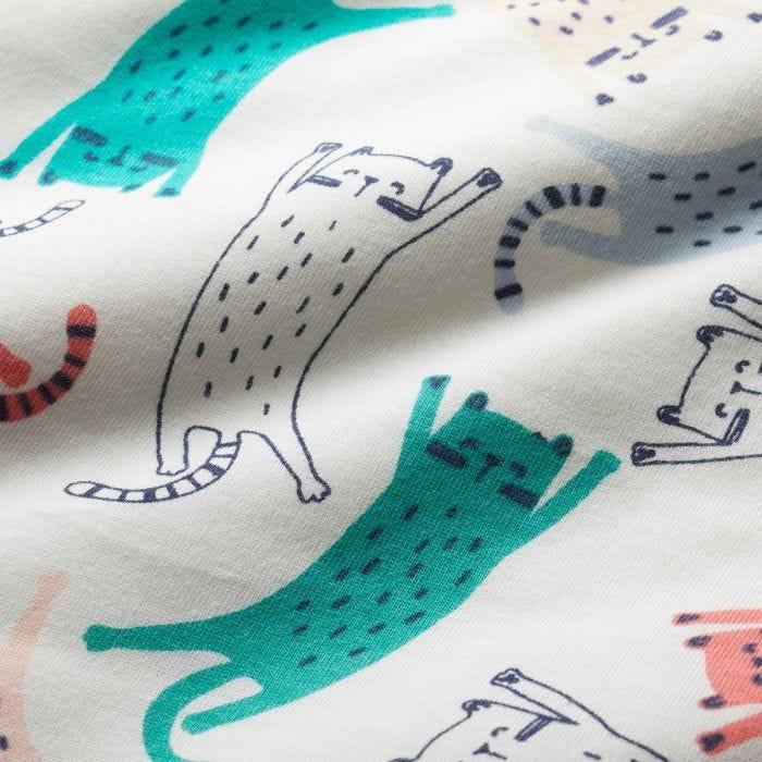 The Original Grobag Pet Story Sleepbag fabric close up