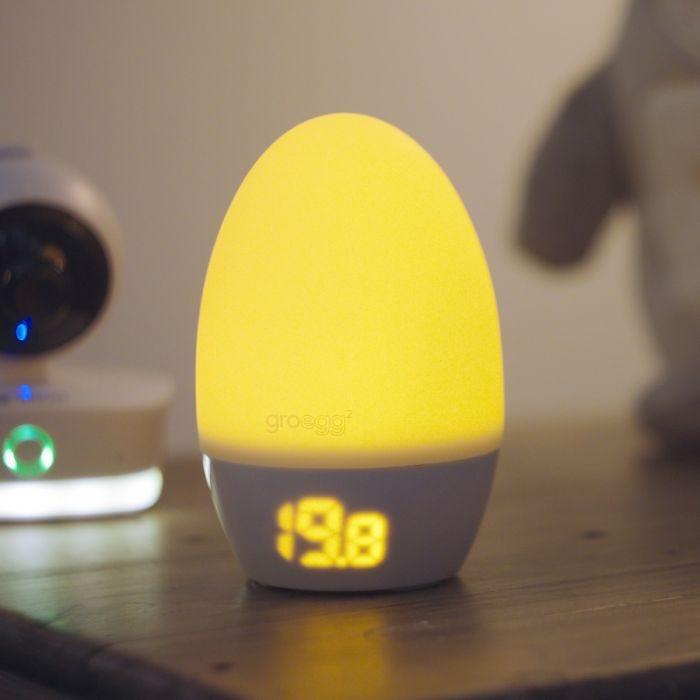 Gro Egg 2 lit up