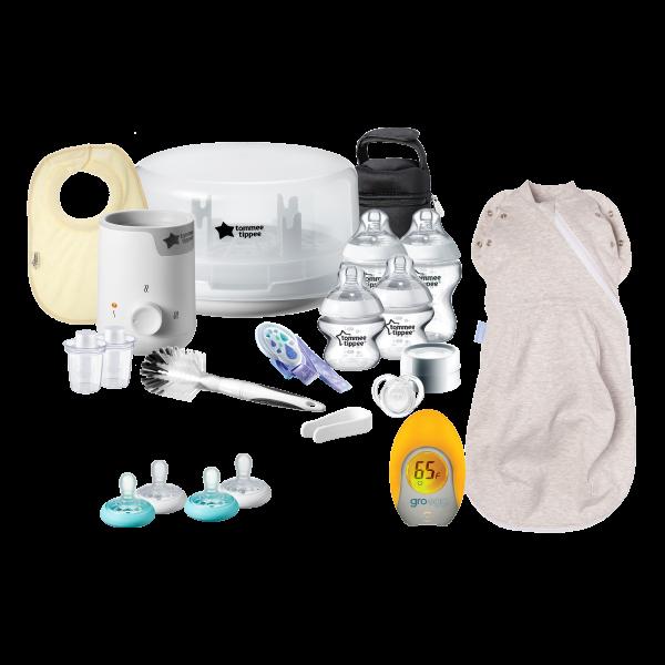 Complete Newborn Starter Bundle