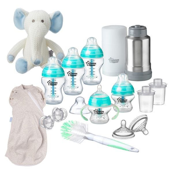 Advanced Anti-Colic Feed & Sleep Gift Bundle