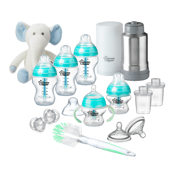 Advanced Anti-Colic Feeding Gift Bundle