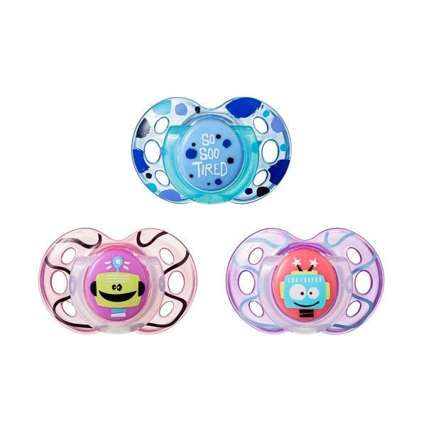 Day & Night Soother - 3 pack