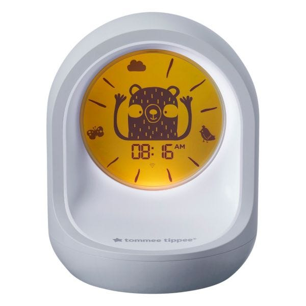 Connected Sleep Trainer Clock