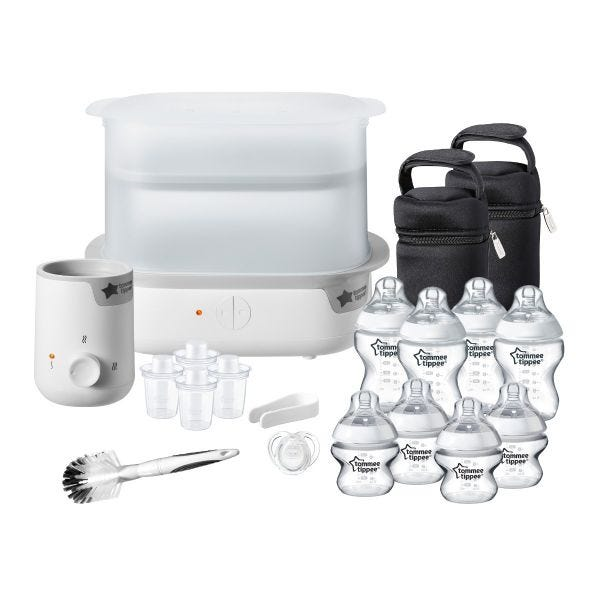Complete Feeding Set, white