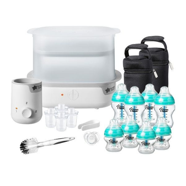 Advanced Anti-Colic Complete Feeding Set