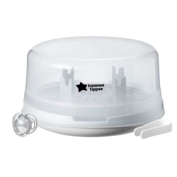 Micro-Steam Microwave Sterilizer