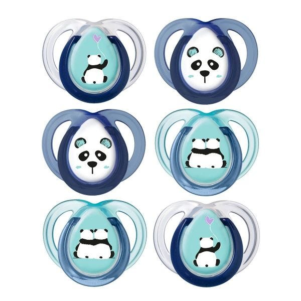 Anytime Soother (6-18 months) - 6 pack
