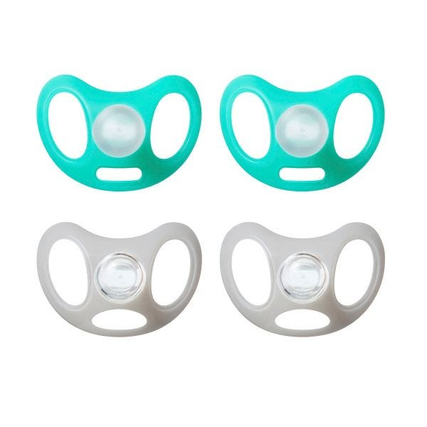 Advanced Sensitive Soother (6-18 months) - 4 pack