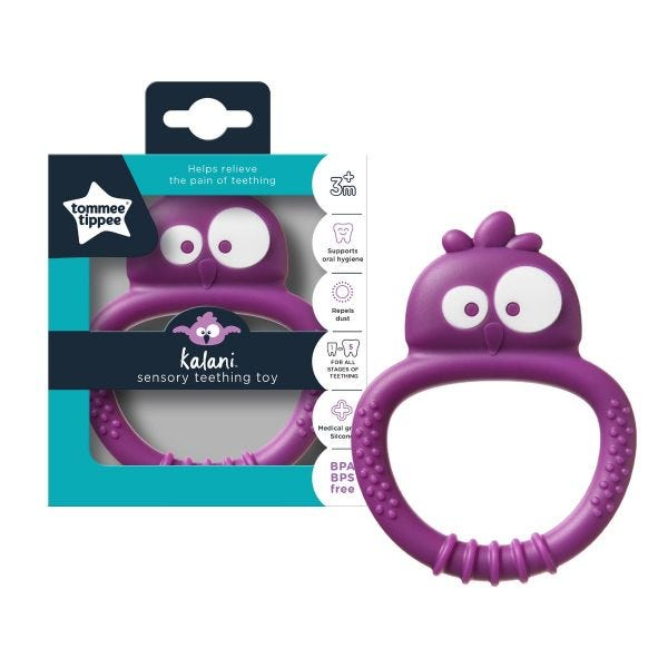 Kalani Mini Sensory Teething Toy