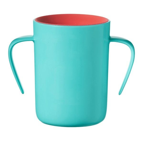 Easiflow 360 Cup 200ml, teal (6 months+)