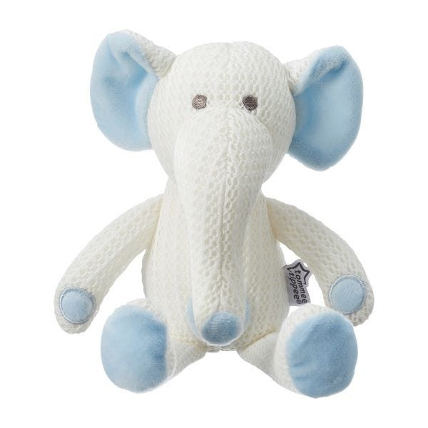 Eddy the Elephant Breathable Toy
