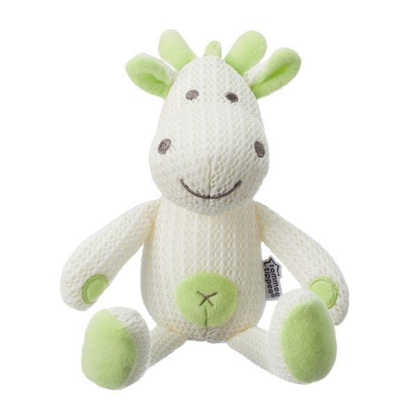 Jiggy the Giraffe Breathable Toy