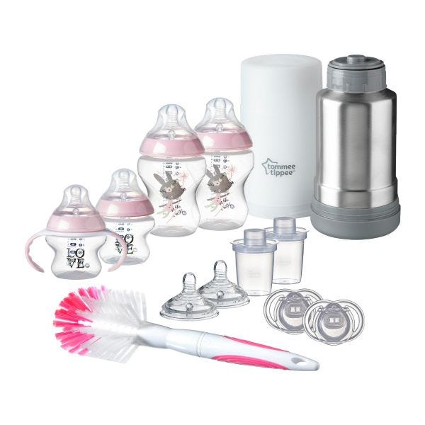 Newborn Feeding Gift Set