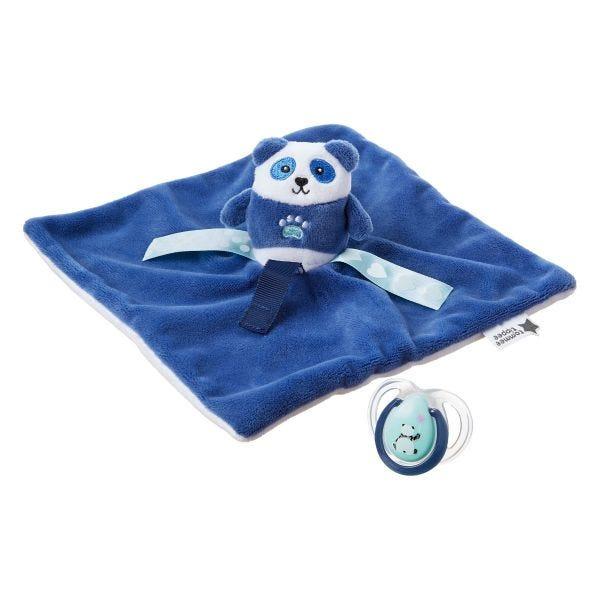 Panda Paci-Snuggie Comforter Set