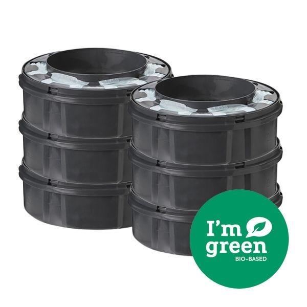 Twist & Click Nappy Disposal Refills - 6 pack