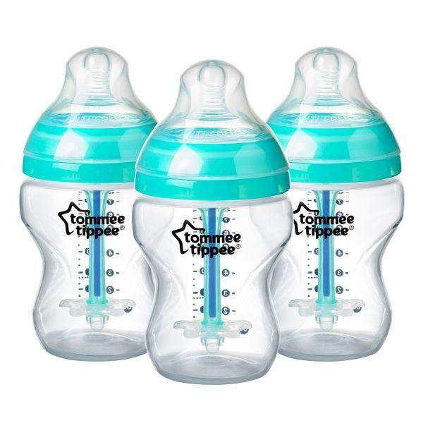 Advanced Anti-Colic Baby Bottles