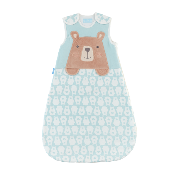 Bennie the Bear Grobag Wearable Blanket (2.5 Tog)