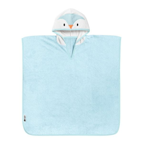 Percy the Penguin Poncho Towel (2-4 years)