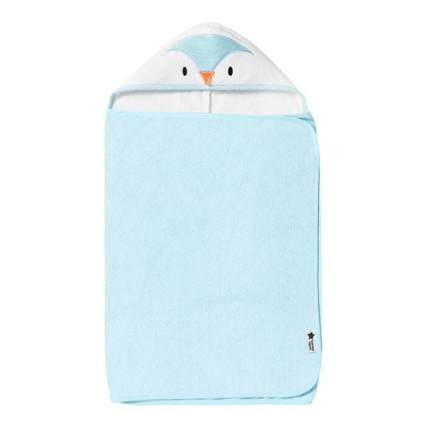 Percy Hug 'n' Dry Hooded Towel (6-48 months)