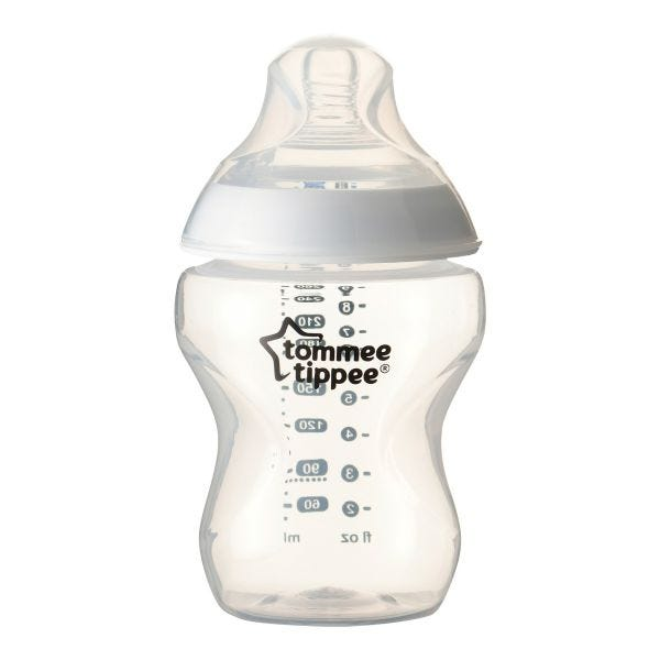 Closer to Nature Baby Bottle, 260ml - 1 pack