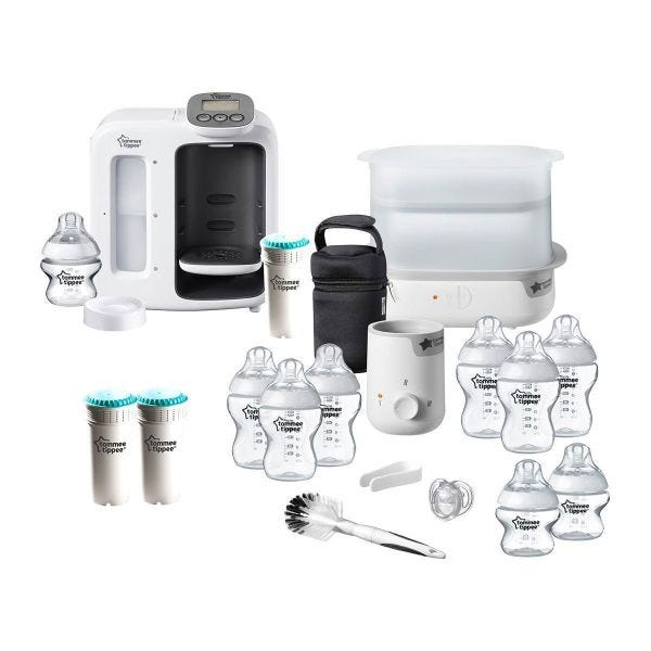 Complete Bottle Feeding Bundle