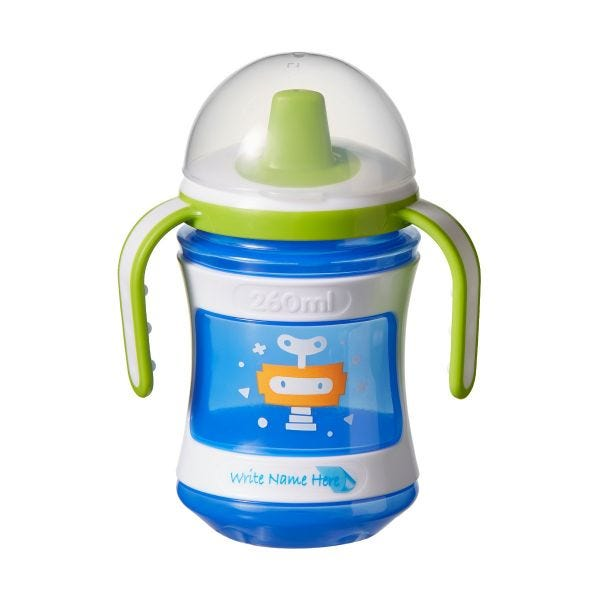 Trainer Sippee Cup 260ml, blue (6 months+)