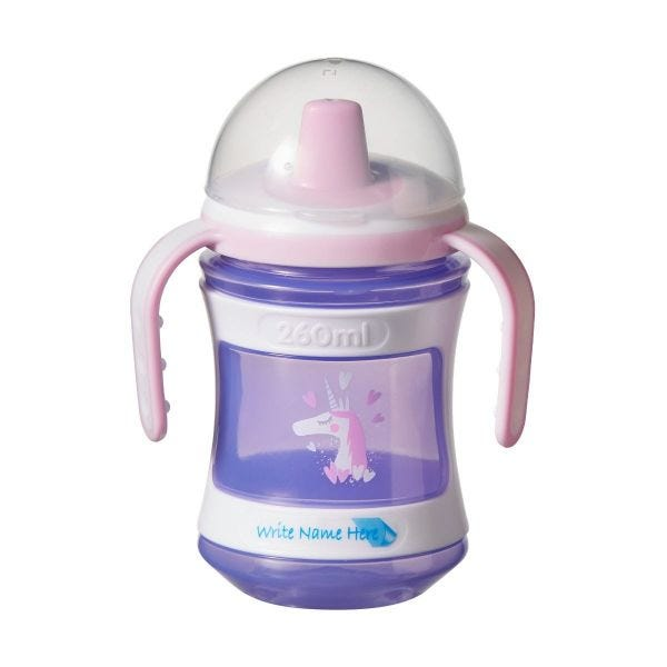 Trainer Sippee Cup 260ml, purple (6 months+)
