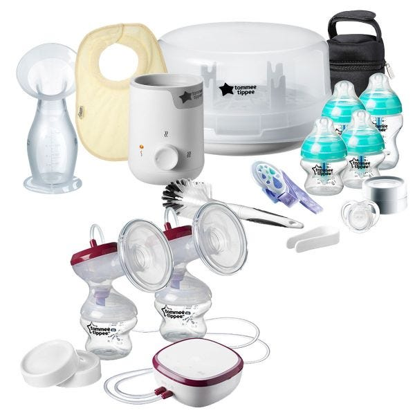 Advanced Anti-Colic Pumping Bundle