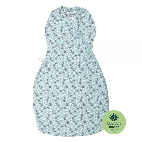 The Original Grobag Earth Green Easy Swaddle, 0-3 months