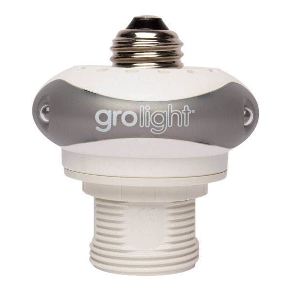 Grolight 2-in-1 Night Light - Edison