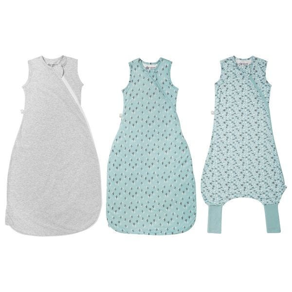 Little Nature Lover 18-36 month Summer Sleepwear - 3 pack