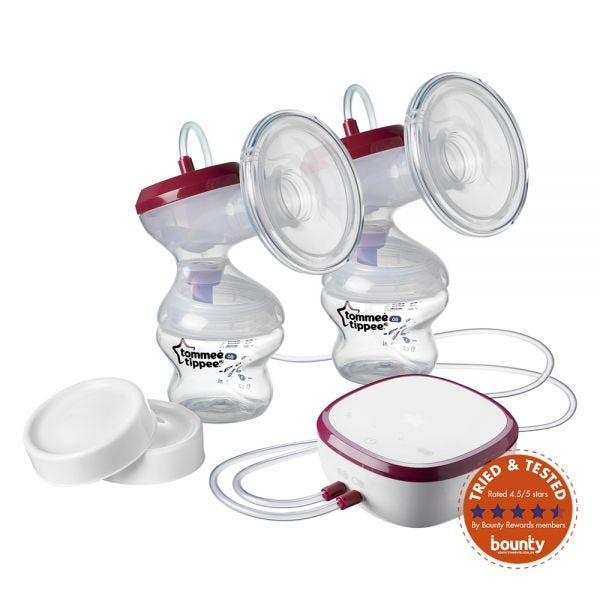 Made for Me Double Electric Breast Pump