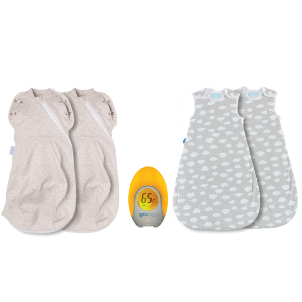 Newborn Day & Night Sleep Set
