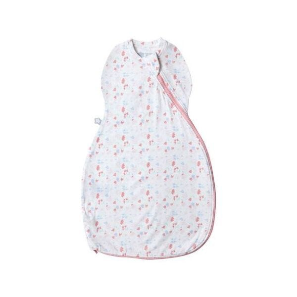 The Original Grobag Pretty Petals Easy Swaddle, 0-3 months
